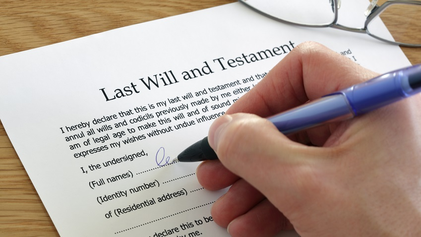 Adults should review their wills every five years due to changes in life's situations.